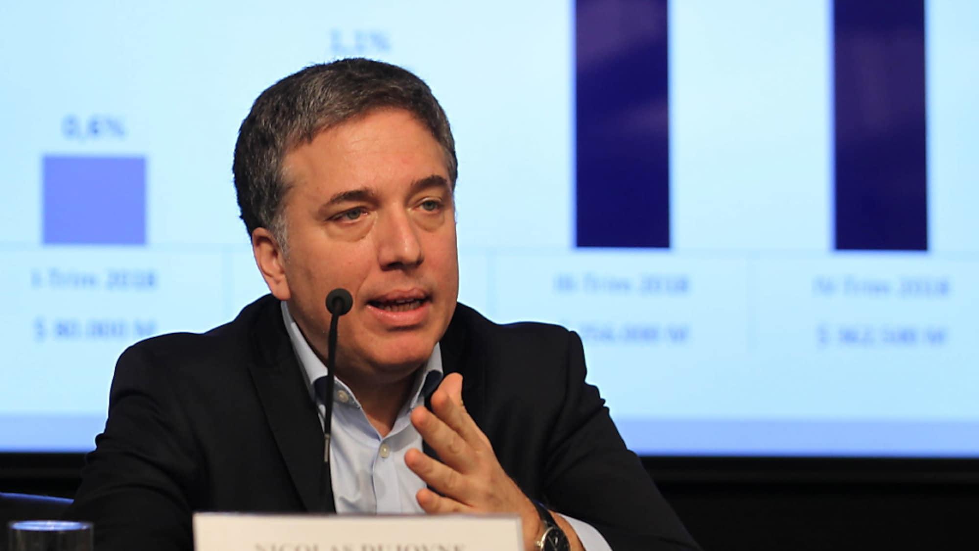 Argentinien: Argentiniens Finanzminister zurückgetreten