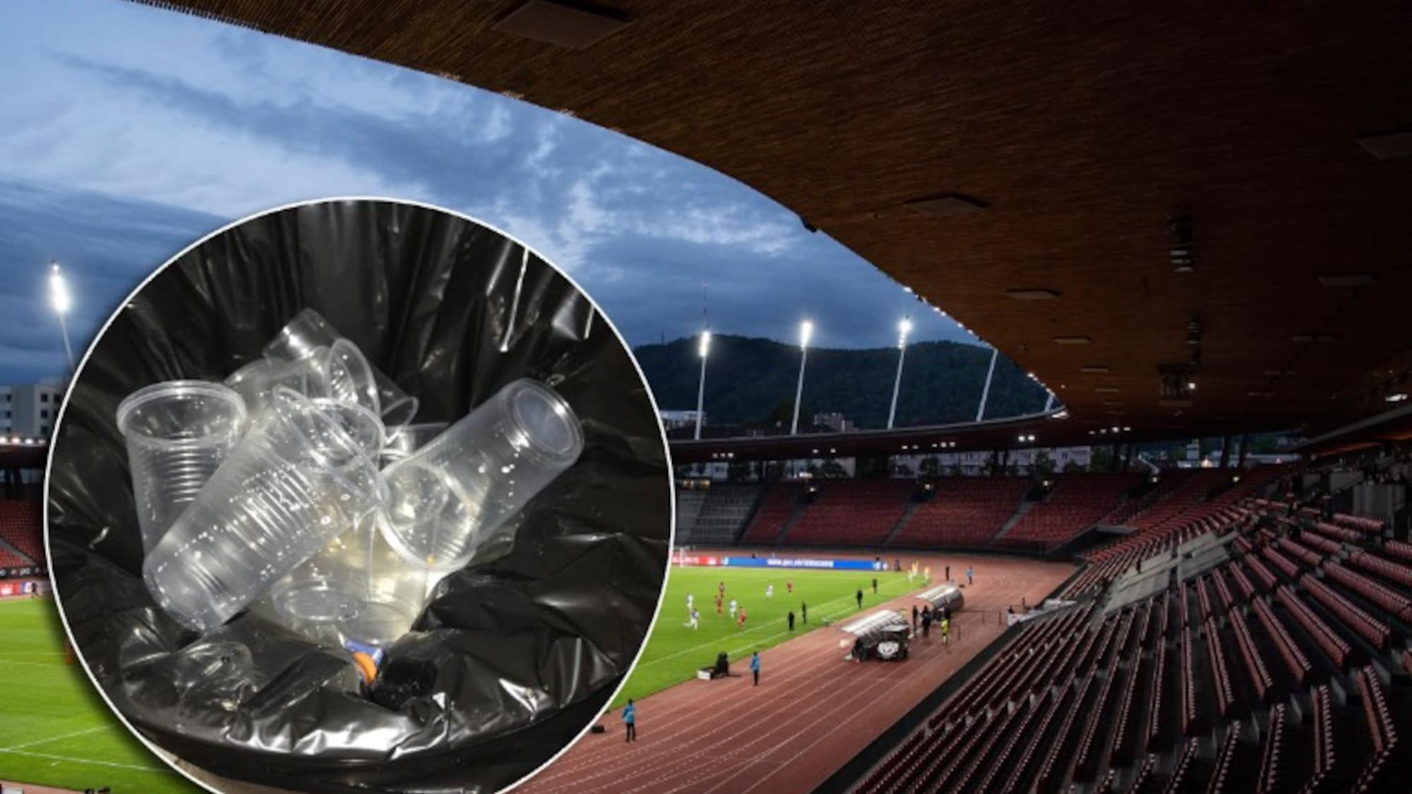 Über 300000 Becher landen im Müll: Der Plastik-Ärger vom Letzigrund