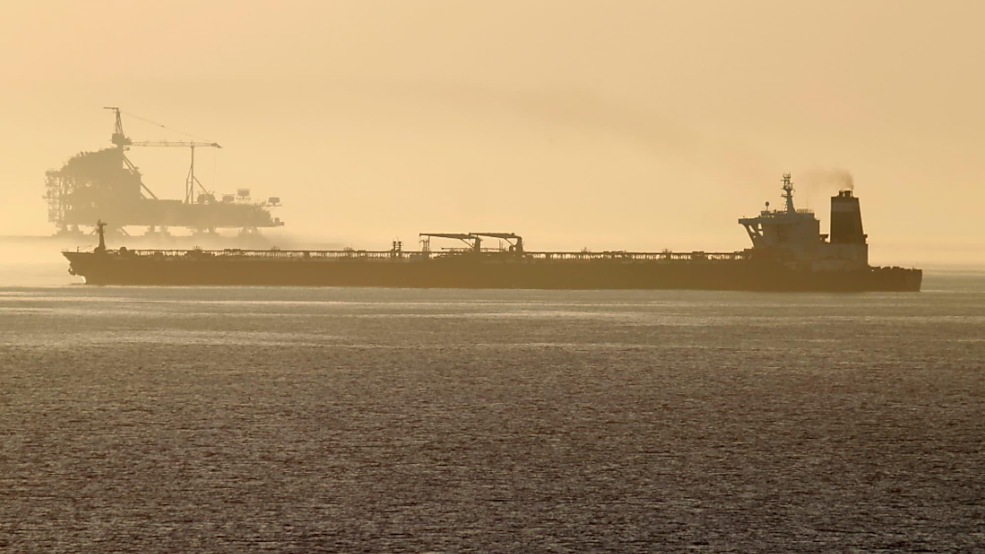 Tanker-Streit vor Gibraltar: Iranischer Öltanker sticht in See