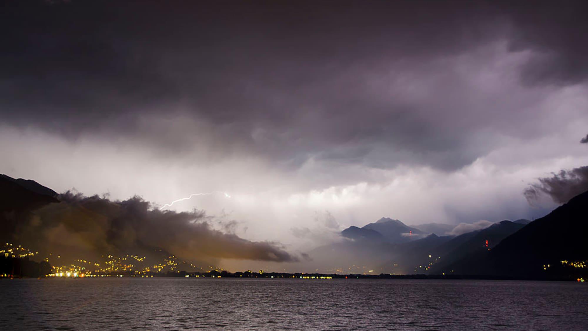 Teils heftige Gewitter: So wird das Wetter heute