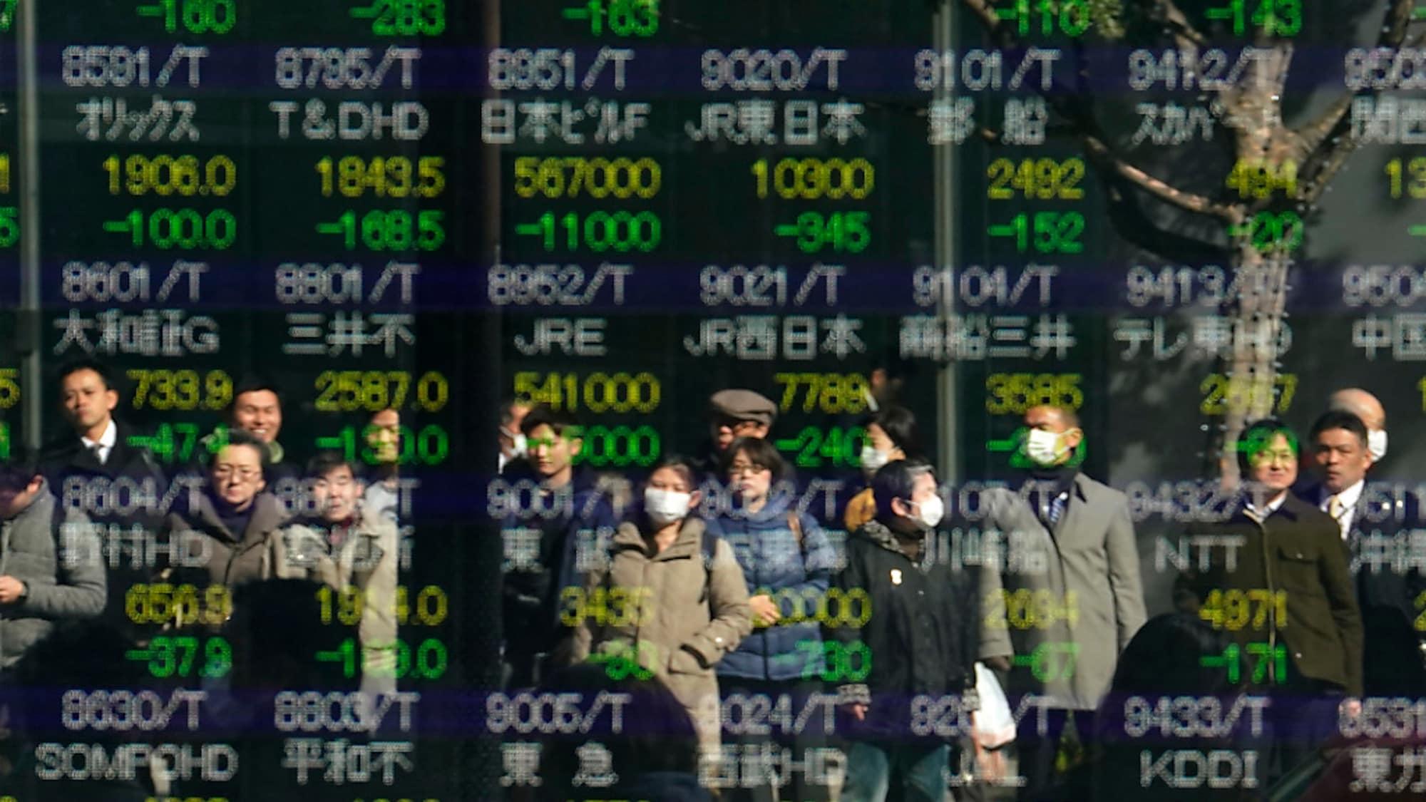 Konjunktur: Japans Exporte schrumpfen achten Monat in Folge