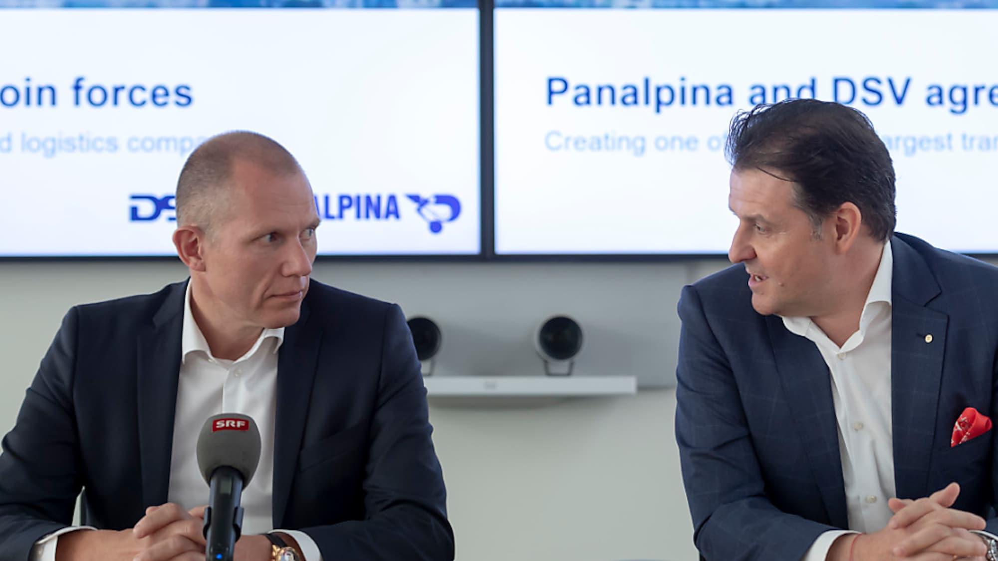 Transport: Übernahme von Panalpina durch DSV steht vor Abschluss