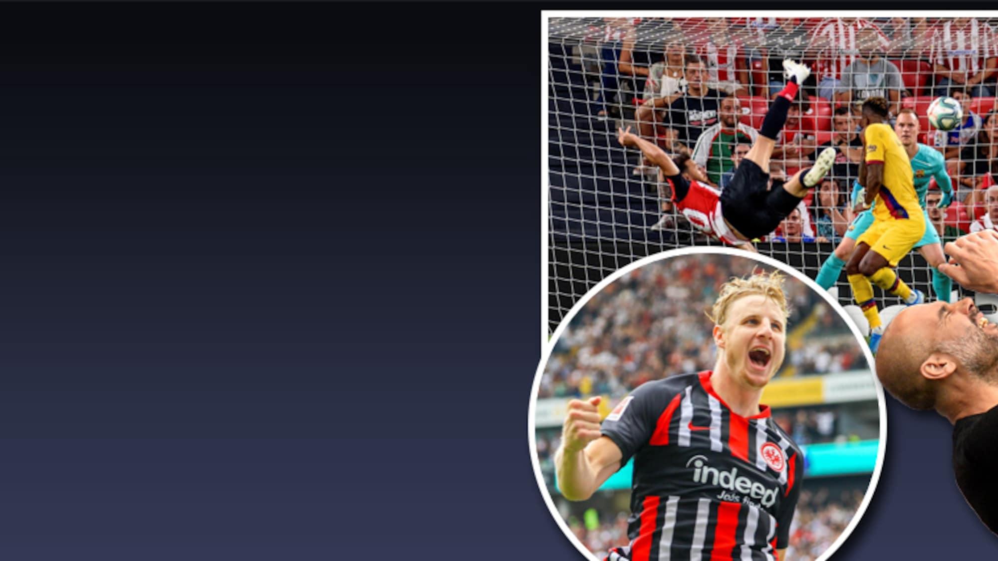Fünf verrückte Fussball-Momente aus Europa: 38-Jähriger lässt Baskenland ausrasten