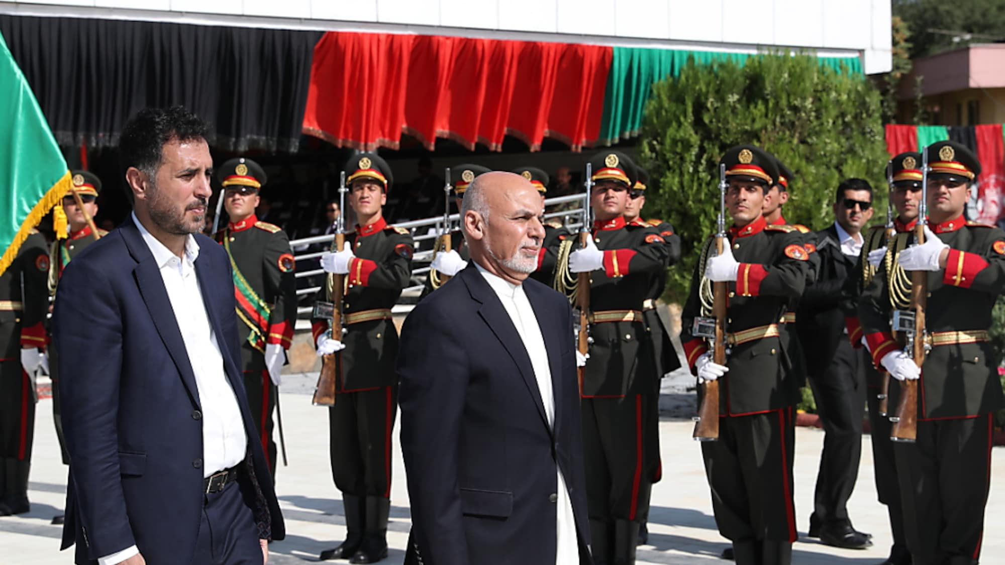 Afghanistan: Afghanistan begeht 100 Jahre Unabhängigkeit
