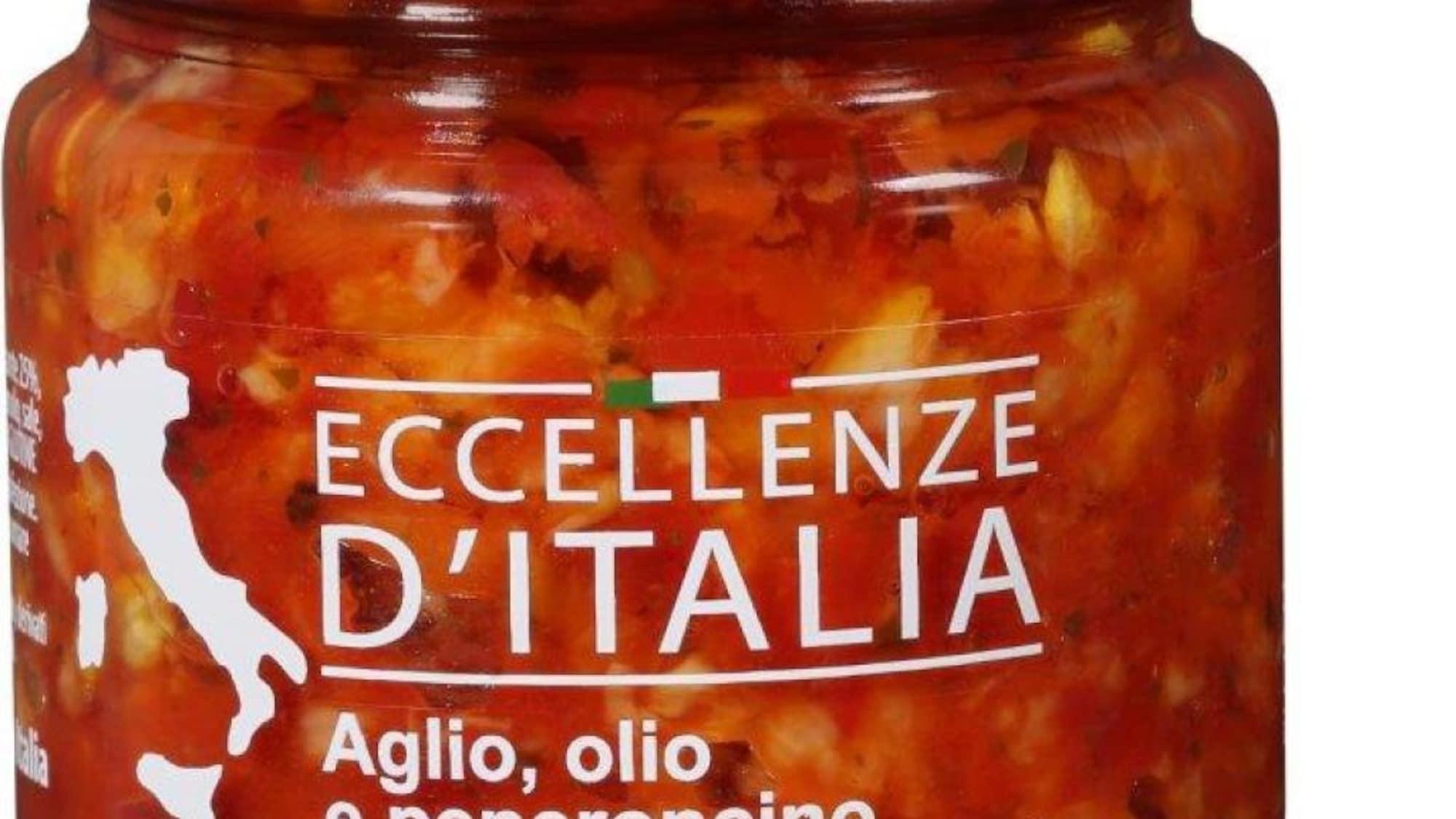 Produktrückruf: Gefahr durch Glasteile: Rückruf von Peperoncino