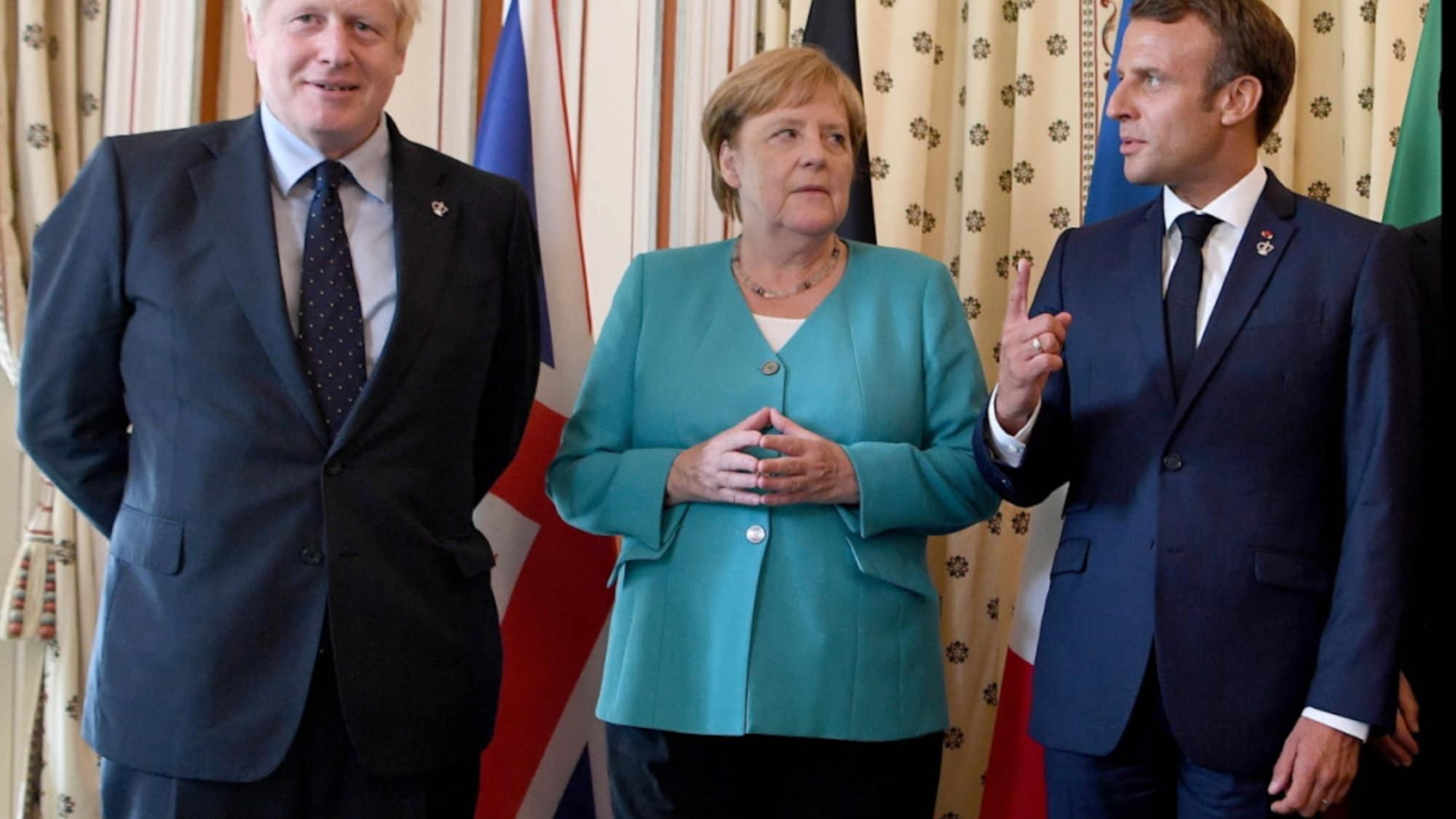 G7-Gipfel: Drohgebärden zum G7-Auftakt - Ausschreitungen bei Protesten