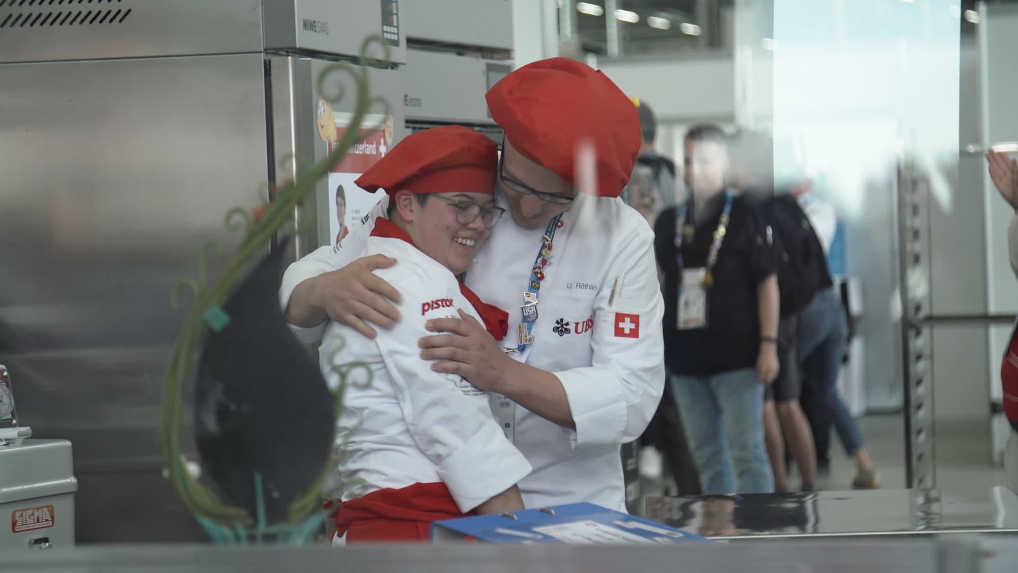 Erste Schweizerin beendet WorldSkills-Wettkampf: Ist Sonja (19) die beste Bäckerin der Welt?