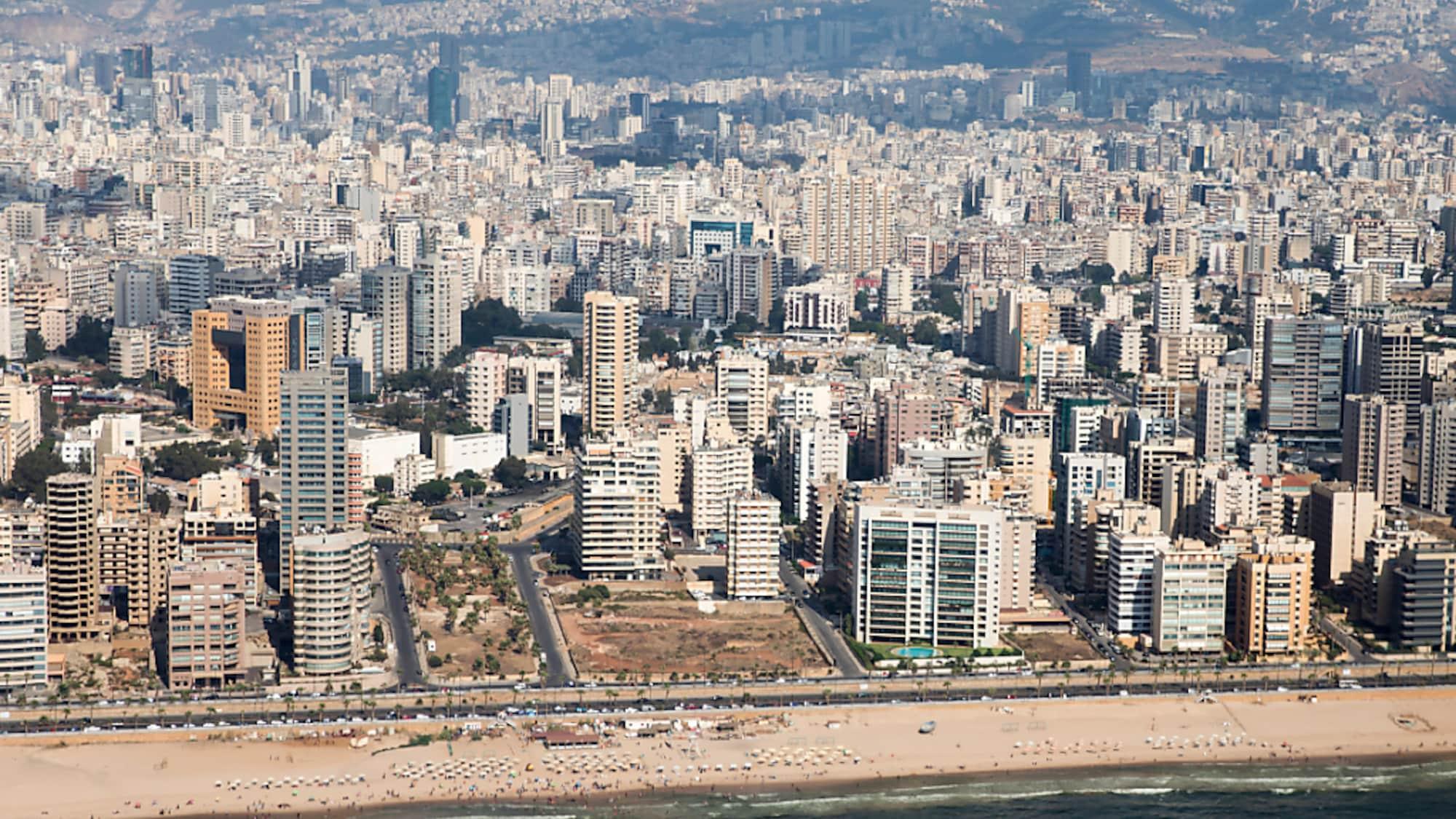Libanon: Israelische Drohne in Vorort von Beirut abgestürzt