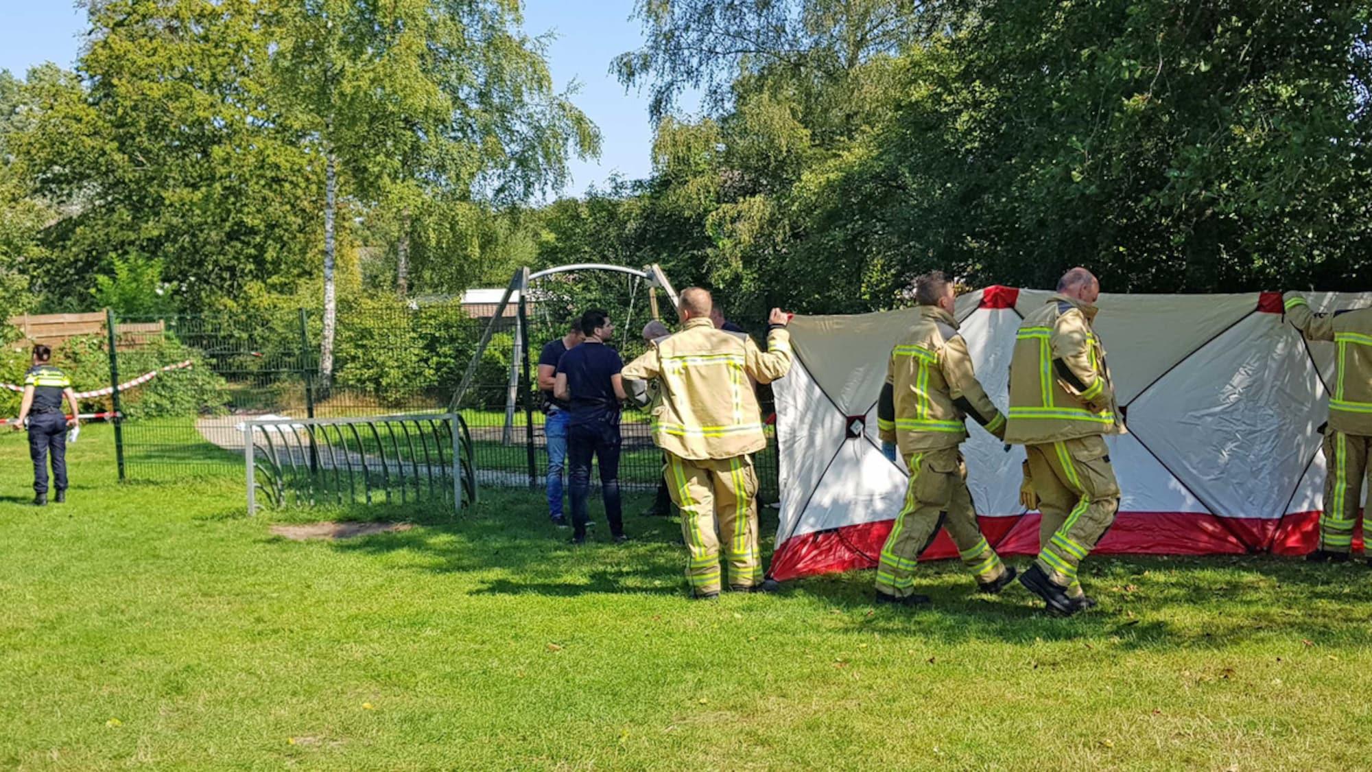 Selbstjustiz auf Spielplatz in den Niederlanden: Fünf Männer töten mutmasslichen Kinderschänder (†32)