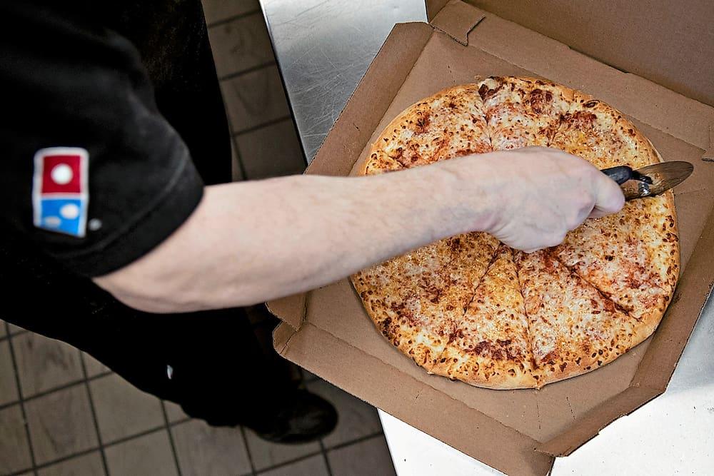 Dominos Pizza: Restaurantinhaber lockt mit 1 Jahr gratis Pizza