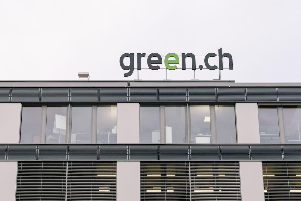 Green eröffnet Hochleistungs-Rechenzentrum in Lupfig