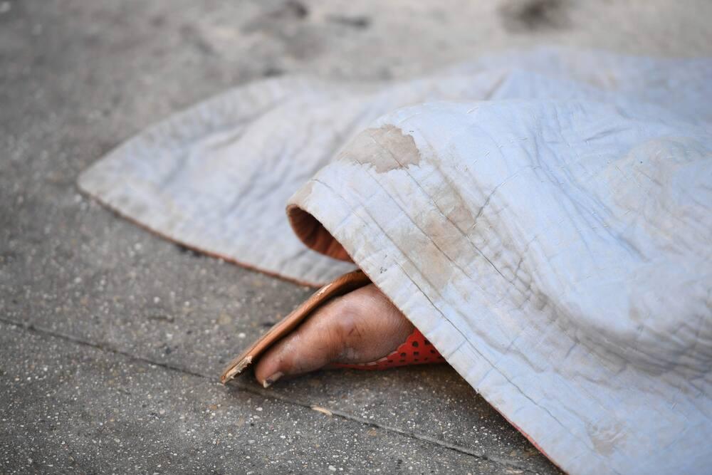 US-Obdachlosen-Krise: Von der Wall Street auf die Strasse
