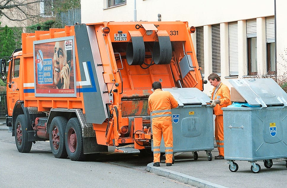 Futuricum: Elektro-Lastwagen aus Winterthur in Deutschland
