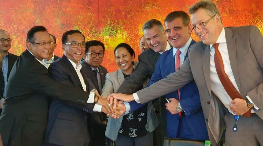 Stadler Rail baut Werk in Indonesien
