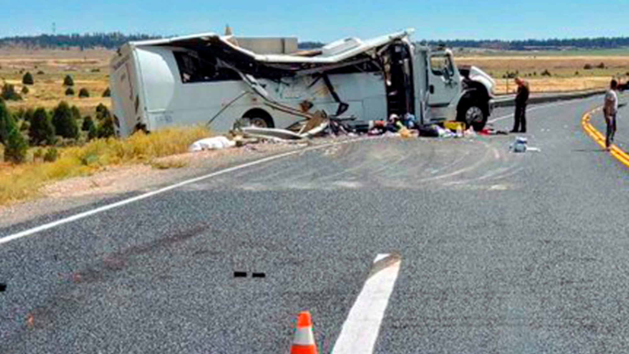 Tragödie beim Bryce Canyon: Vier Tote bei US-Busunglück in Utah
