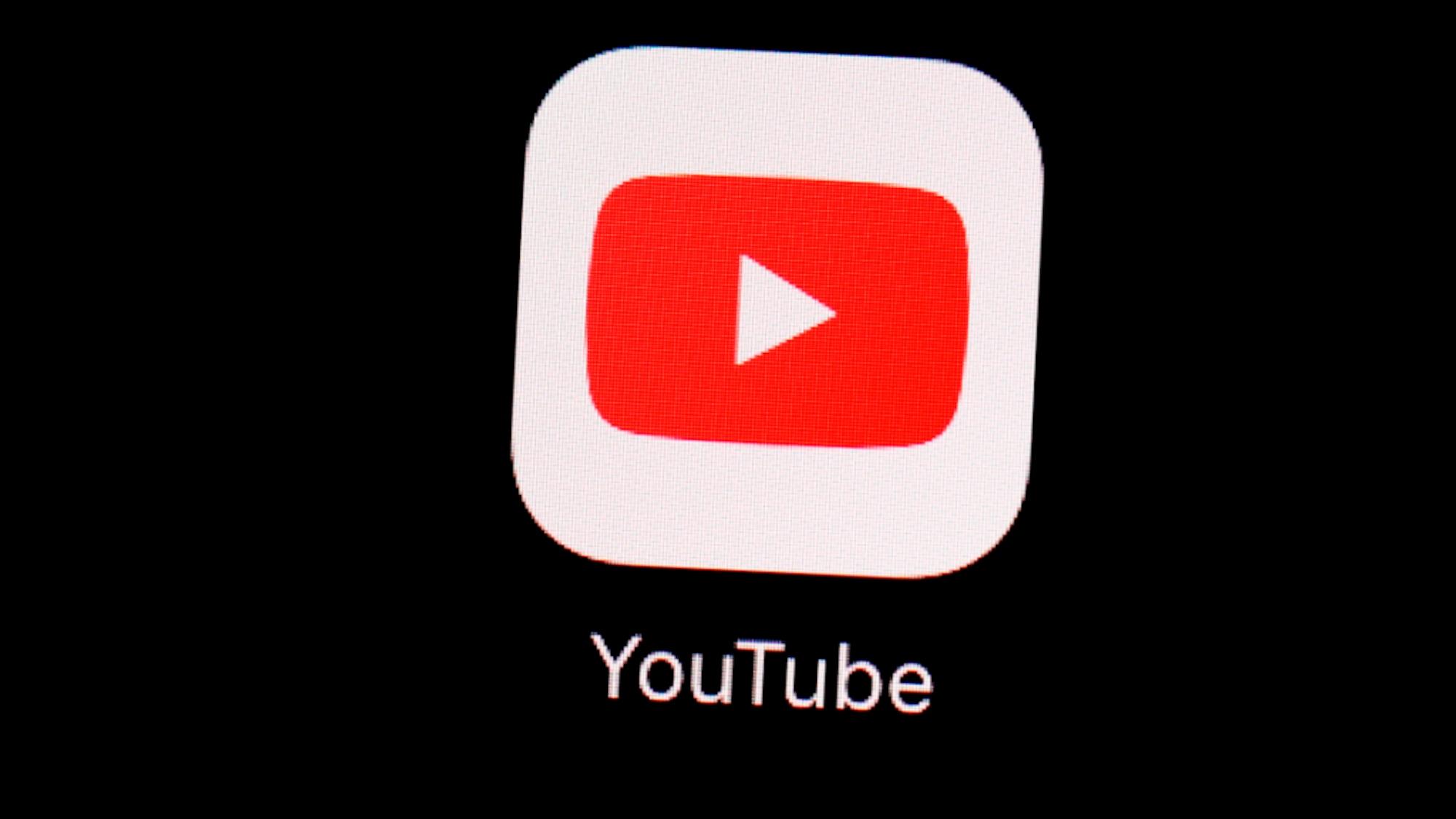Internet: YouTube macht Rückzieher nach Kontroverse um Account-Bestätigung