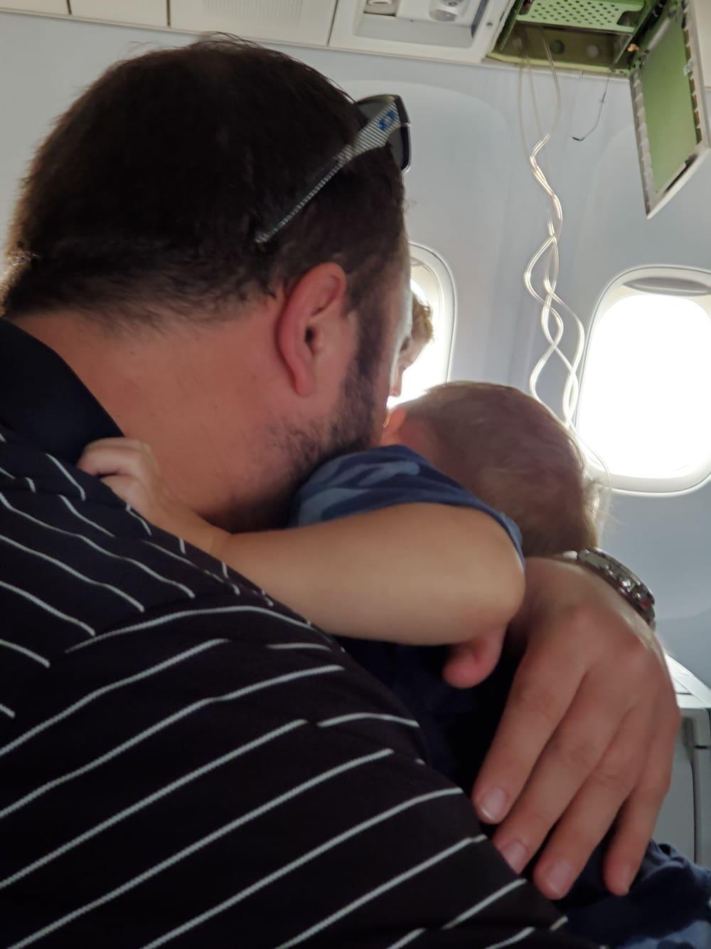 USA: Flugzeug stürzt 9000 Meter in die Tiefe