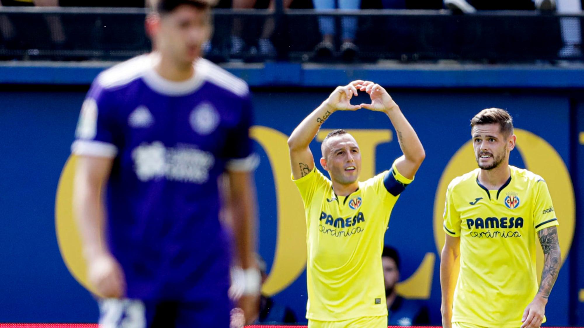 Villareal dank späten Toren: Ex-Arsenal-Starläutet Sieg gegen Real Valladolid ein