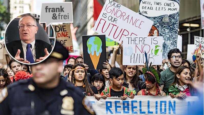 Frank A. Meyer über die Abgründe der Klimabewegung – Blick