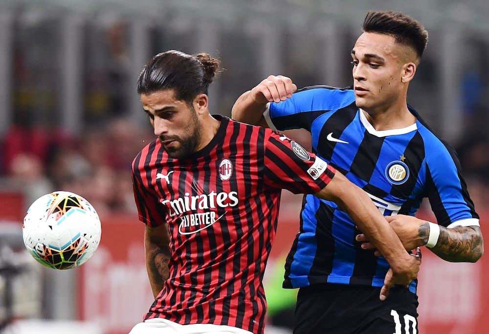 Ricardo Rodriguez Verlasst Milan Wohl Im Winter Blick