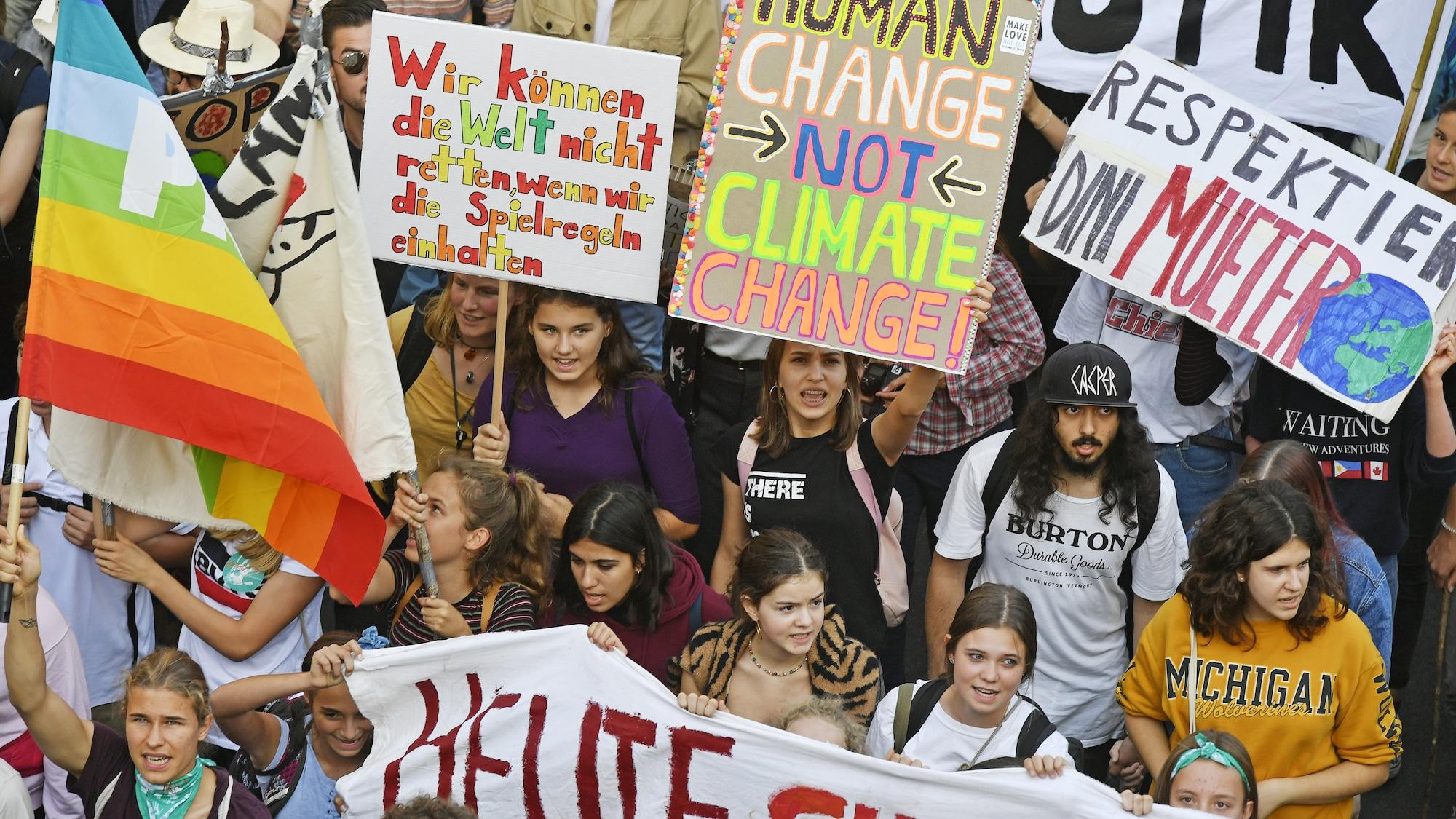 Klimajugend plant Riesen-Coup: Helfen Gewerkschaften mit beim Gross-Streik?
