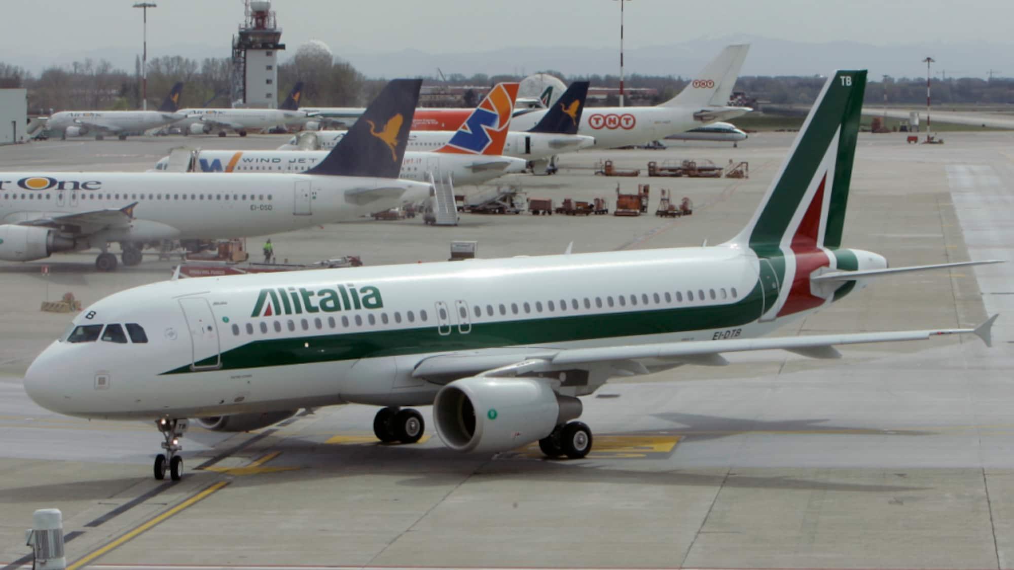 Luftverkehr: Italienische Konzerne bekräftigen Interesse an Alitalia