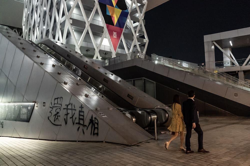 Hongkong-Proteste: Leiche von Chan Yin-lam wirft Fragen auf