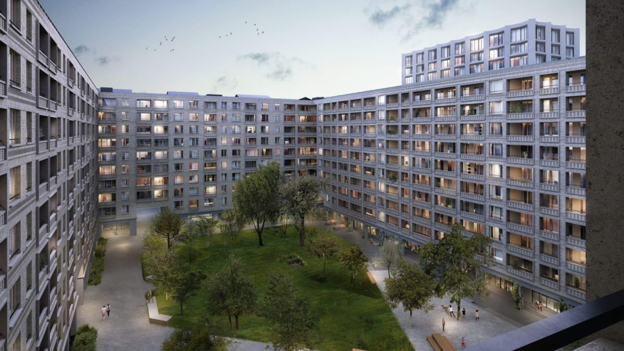 Allein hier entstehen 5000 neue Wohnungen: Die zehn grössten Wohnprojekte der Schweiz