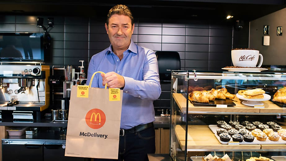 Er hatte nicht nur eine Affäre in der Firma!: McDonald's verklagt gefeuerten Burger-Chef Easterbrook