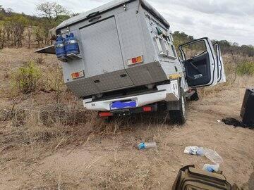 Schweizer nach Unfall mit Giraffe in Südafrika verstorben