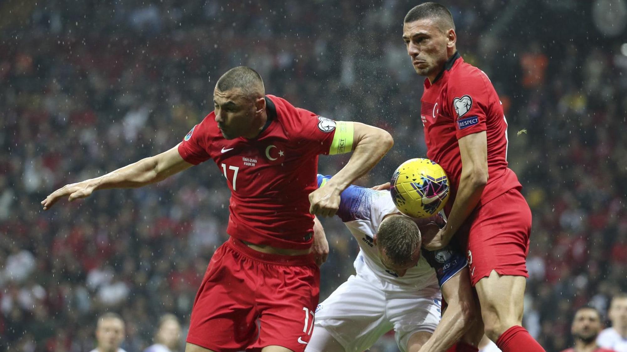 Dank Punktgewinn gegen Island: Die Türkei fährt an die EM 2020
