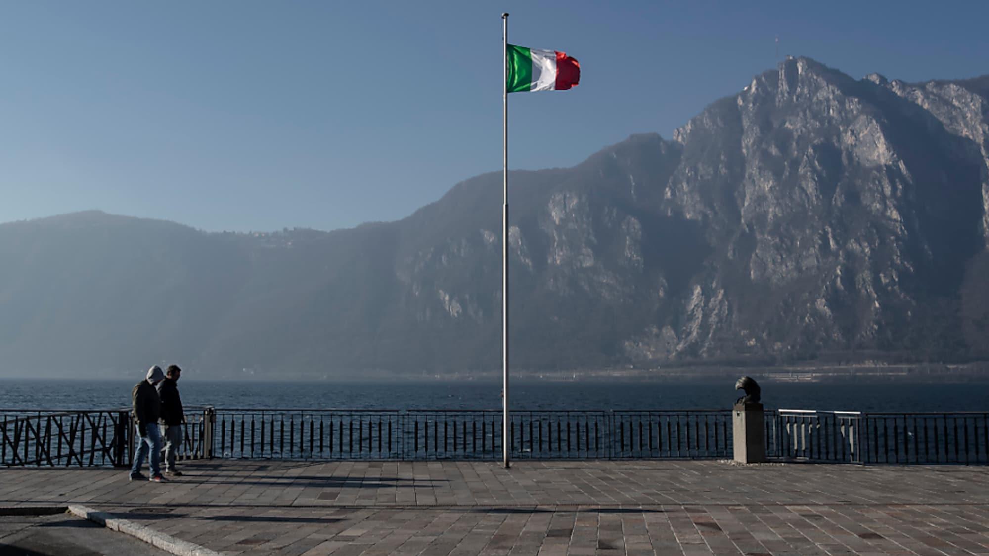 Tessin - Italien: Bürger gelangen an Italiens Präsident wegen Zollunion-Anschluss