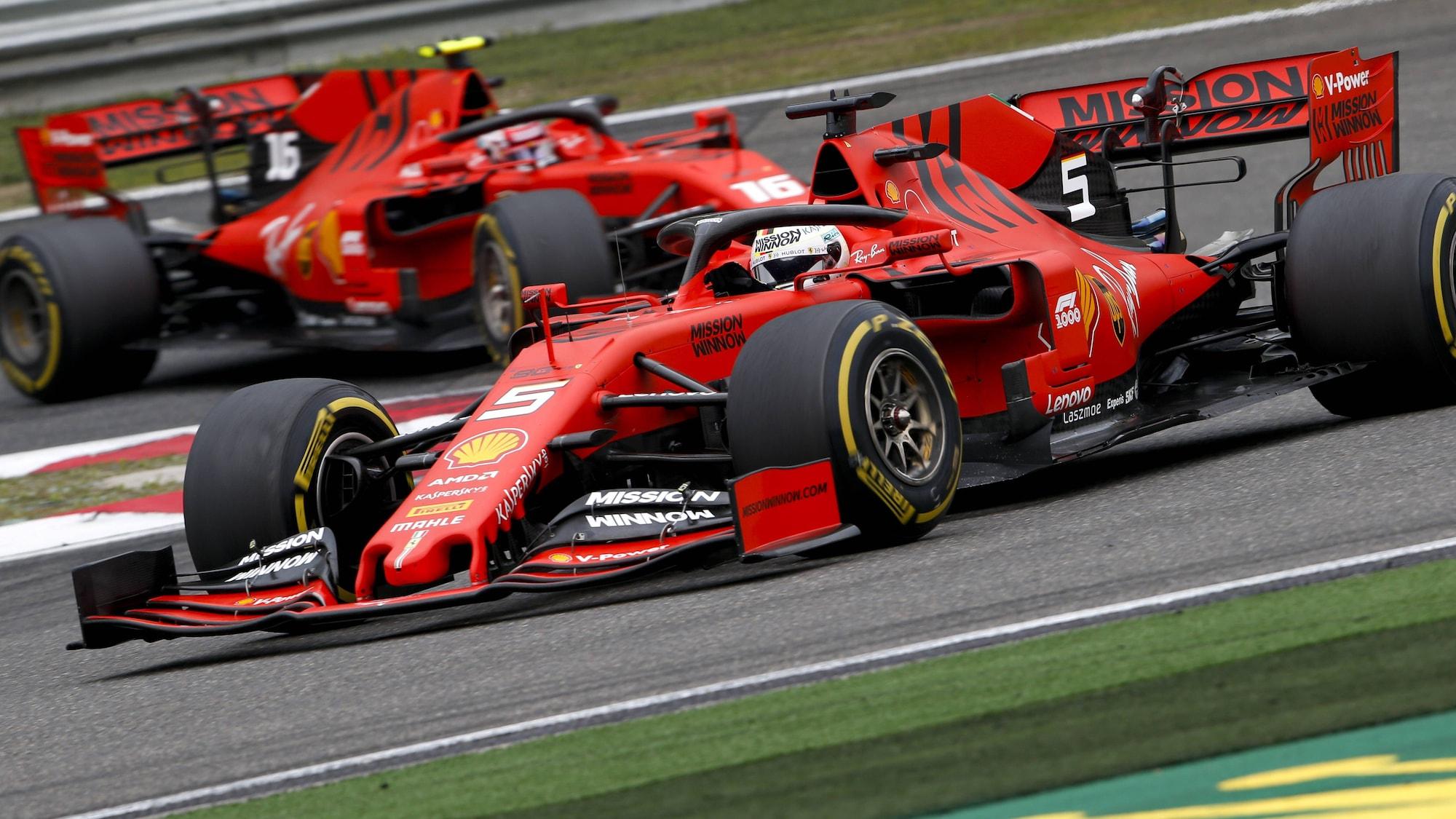 Nach Betrugsvorwürfen: Verband beschlagnahmt Autoteile bei Ferrari!