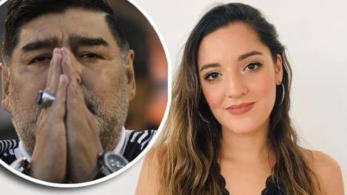 Diego Maradona Tochter