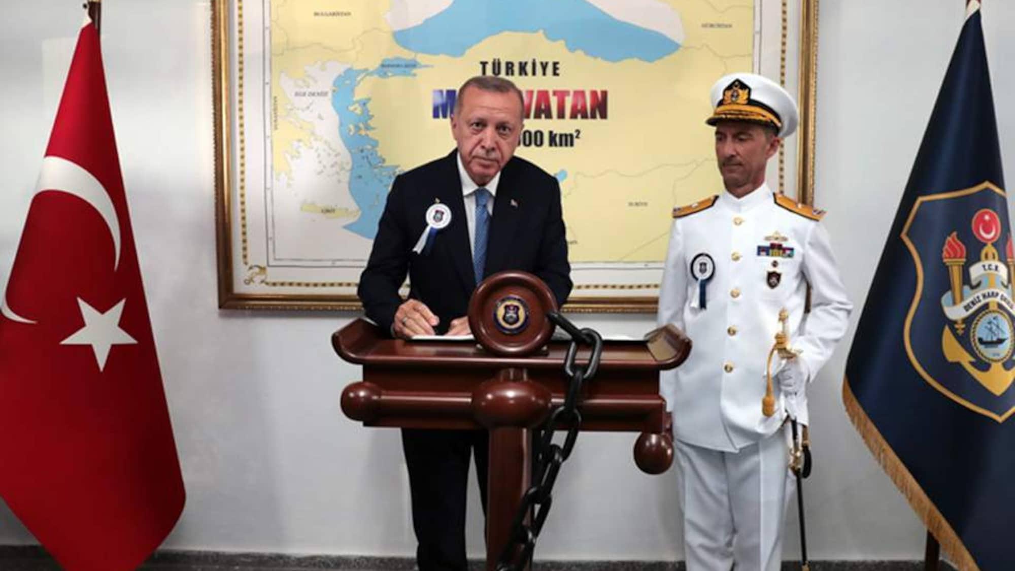 Er will die Türkei um elfmal die Schweiz vergrössern: Erdogan im Grössenwahn