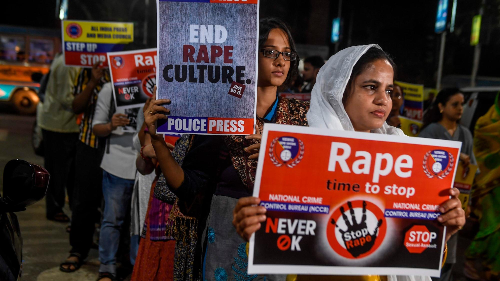 Täter konnten flüchten: Vergewaltigungsopfer (23) vor Gerichtsprozess angezündet