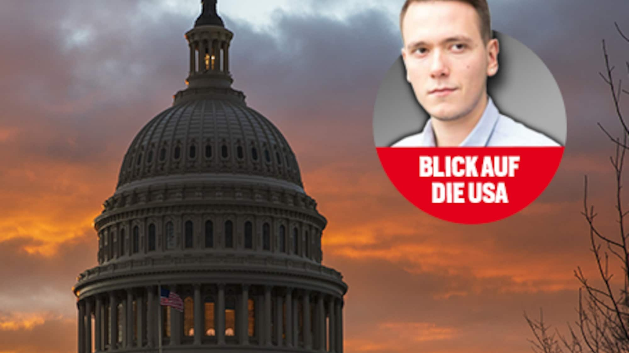 BLICK auf die USA: US-Reporter Nicola Imfeld über die Resignation in Washington – und was das für die Schweiz bedeutet: Trump zwingt ganze Stadt in die Knie