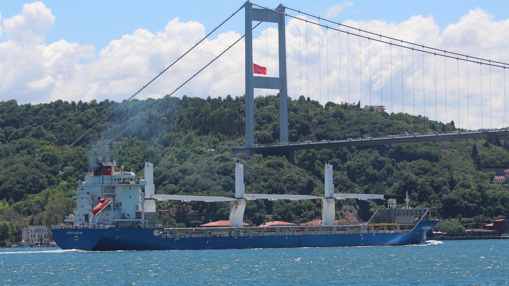 Vom Bund unterstützte Reederei leitete Abklärungen ein: Schweizer Schiff soll Waffen nach Saudi-Arabien transportiert haben
