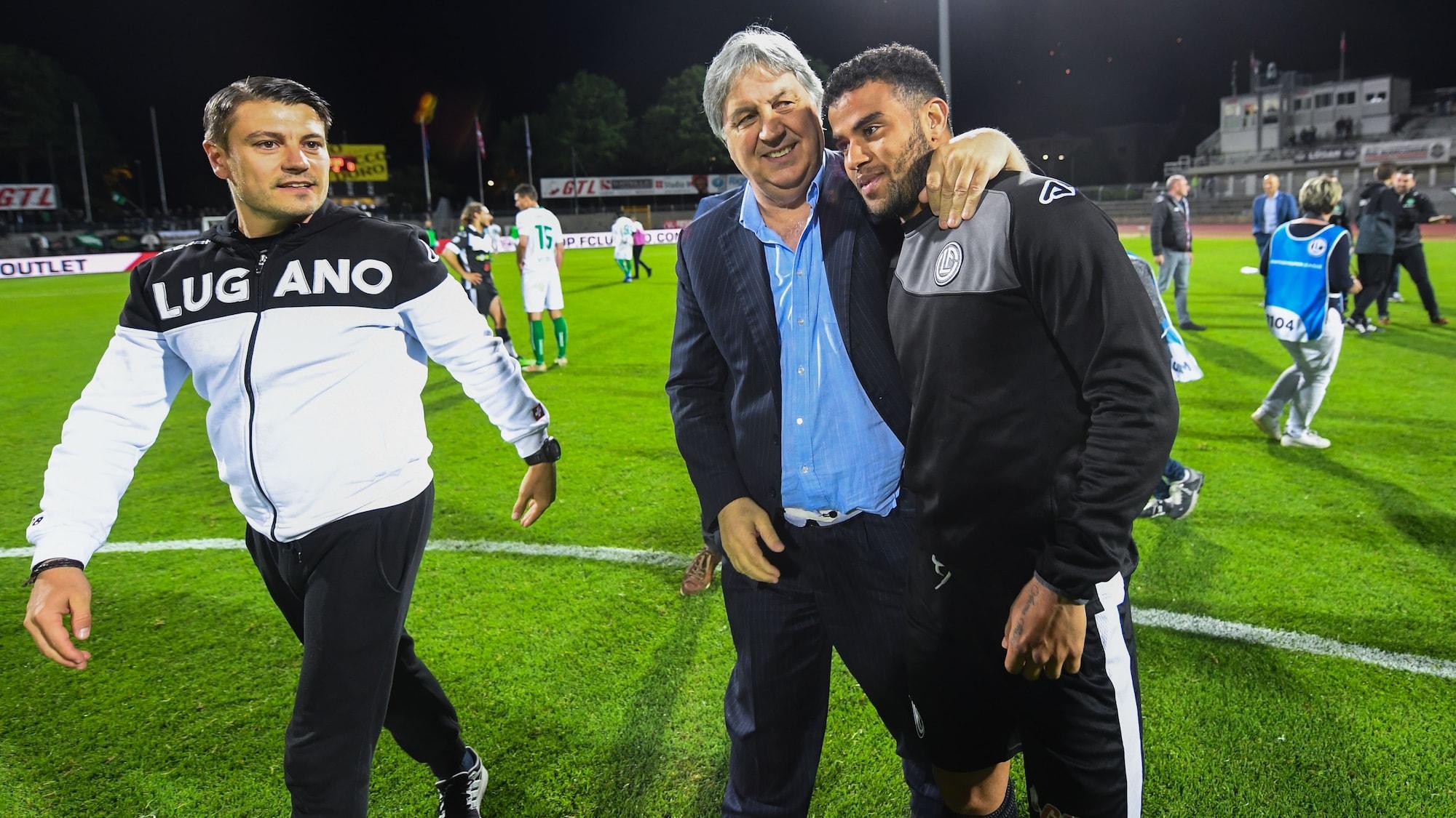 «Vielleicht nächste Woche»: Renzetti will FC Lugano verkaufen!