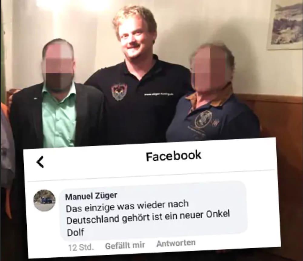 100 Neonazis trafen sich in Schwyzer Berghütte