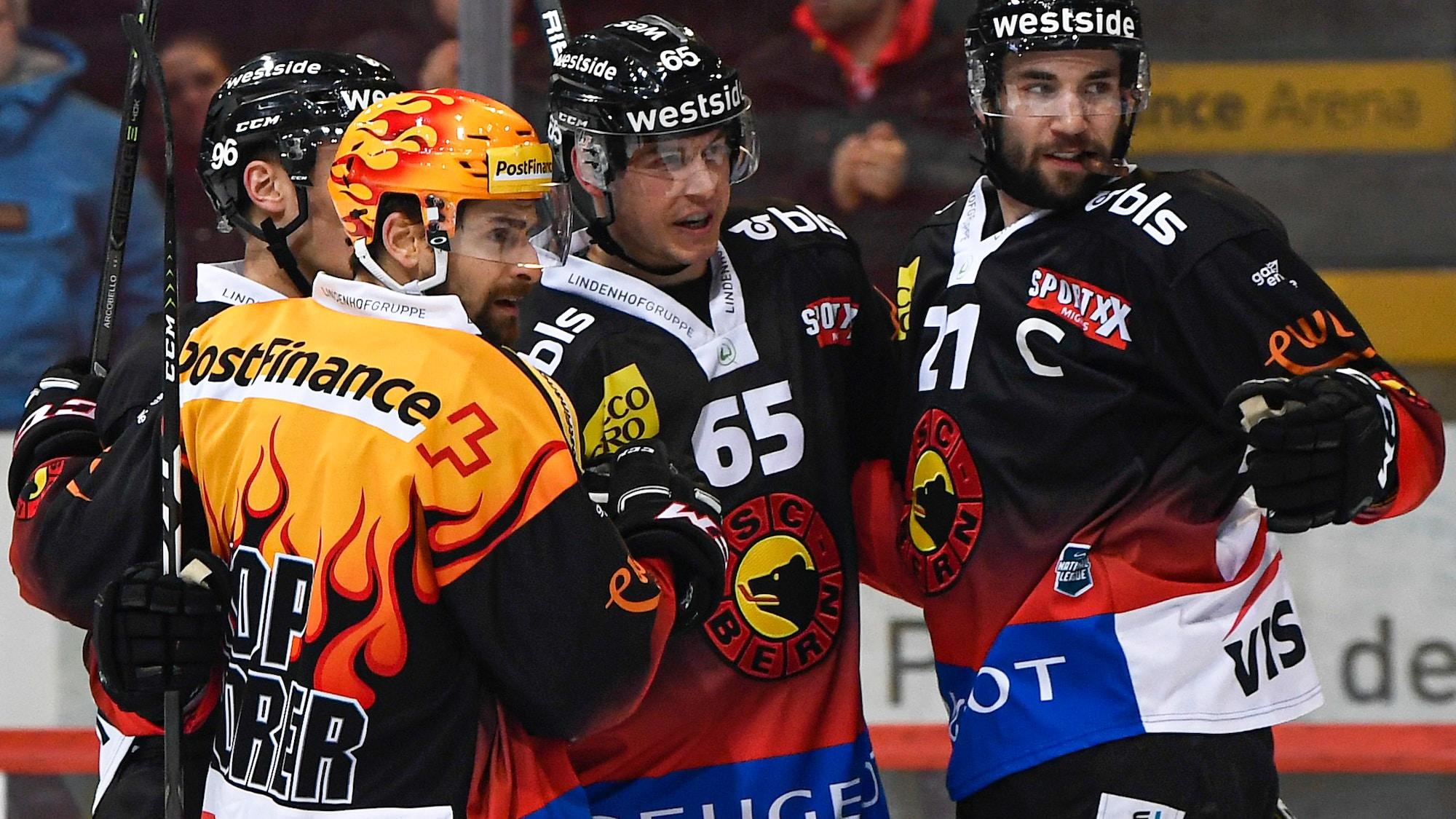 Sieg gegen Fribourg: SCB zweimal im Powerplay erfolgreich