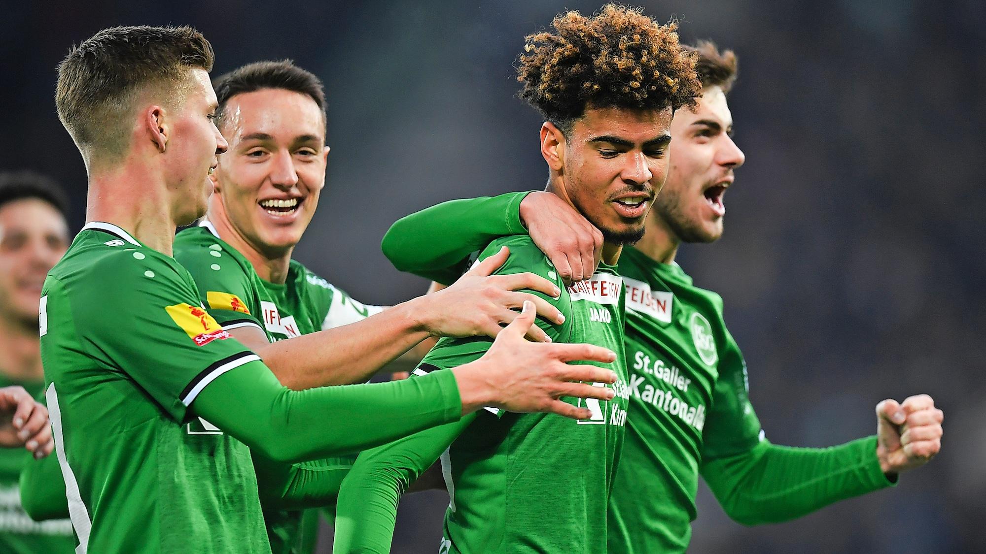 Itten, Quintilla, Hefti & Co.: Droht dem FC St. Gallen schon im Winter der Ausverkauf?