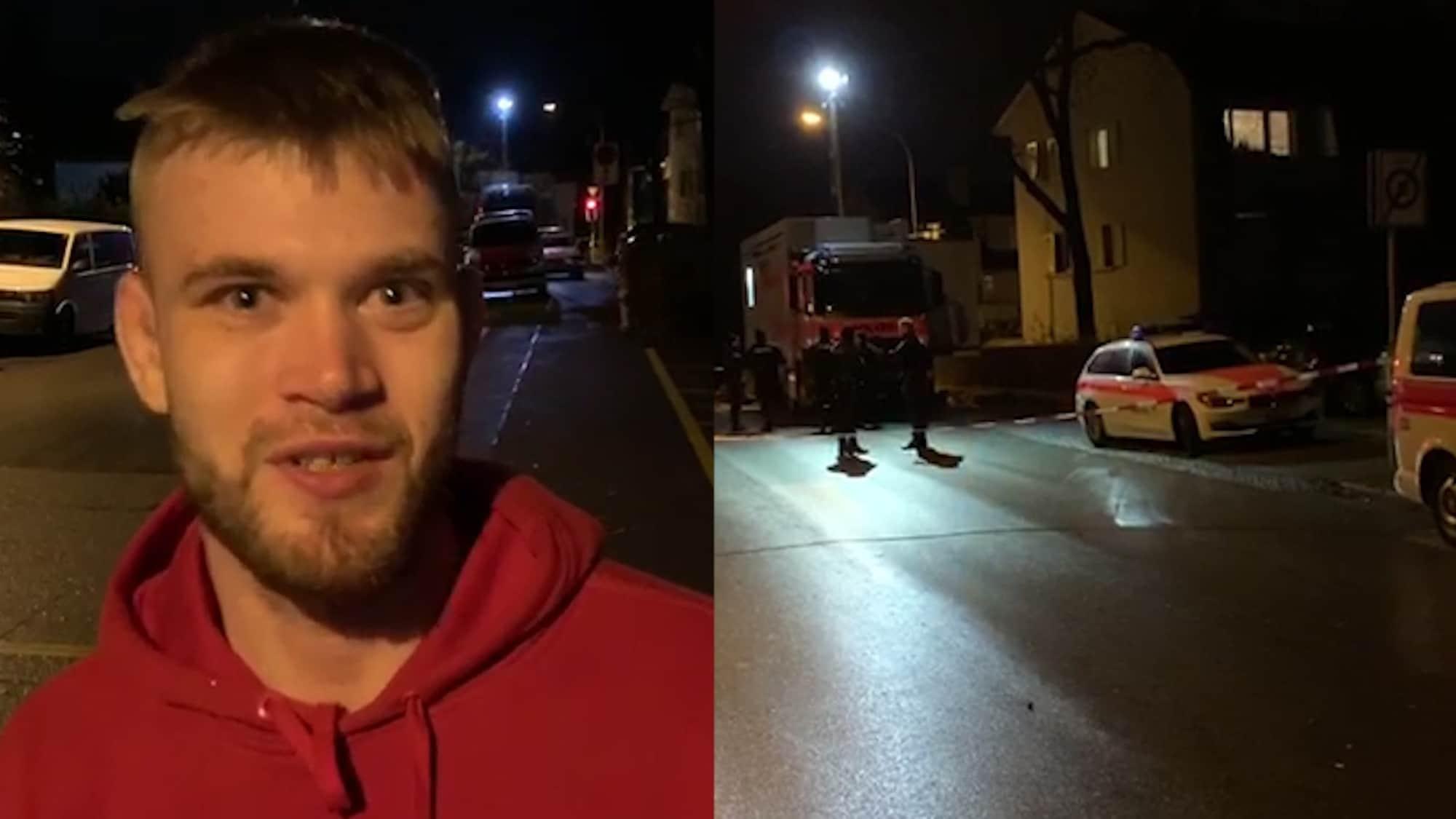 Anwohner zum Seebach-Tatort: «Es gab drei oder vier Schüsse»