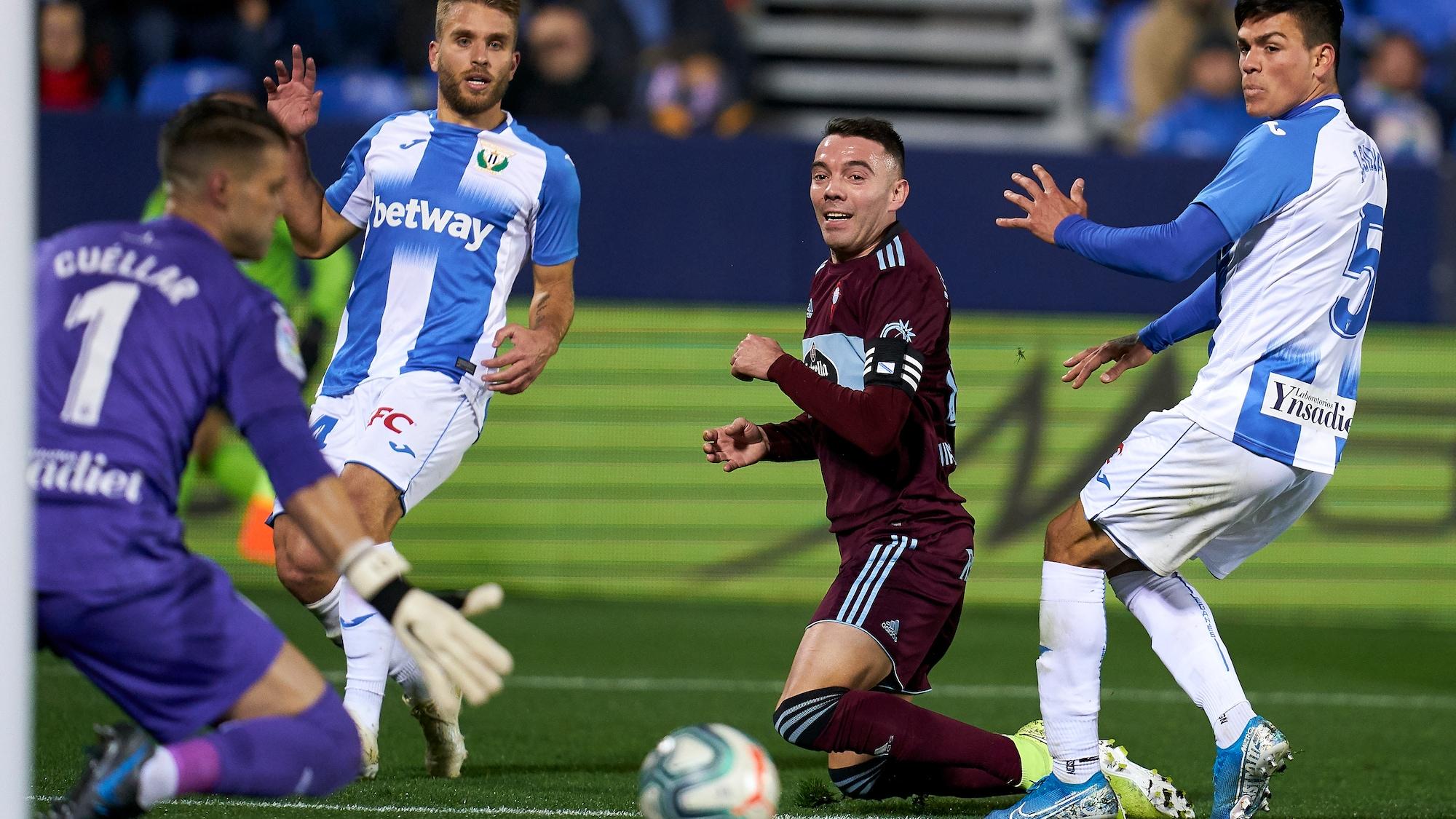 Heimteam triumphiert: Torreiches Kellerduell zwischen Leganes und Celta Vigo
