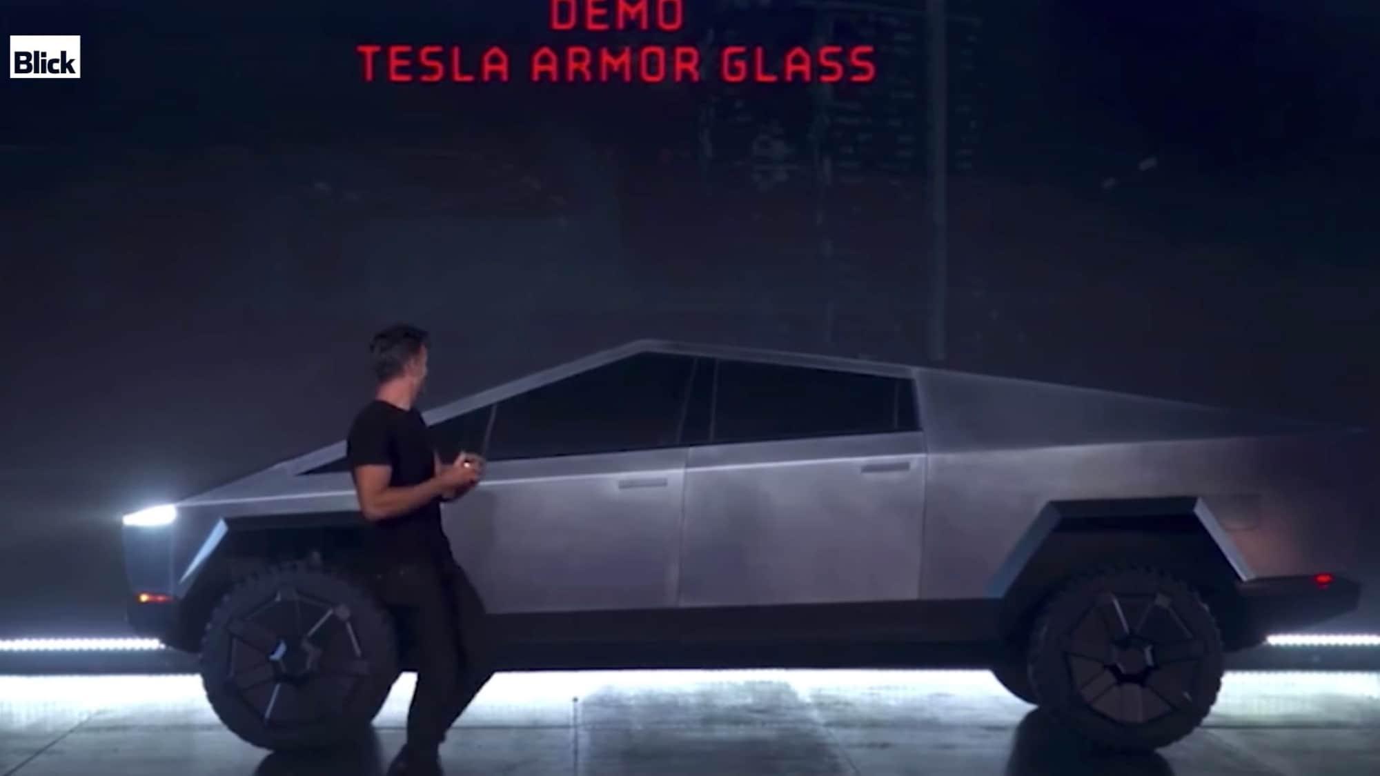 Mangelnde Sicherheit: Tesla-Cybertruck wird wohl nie in Europa fahren