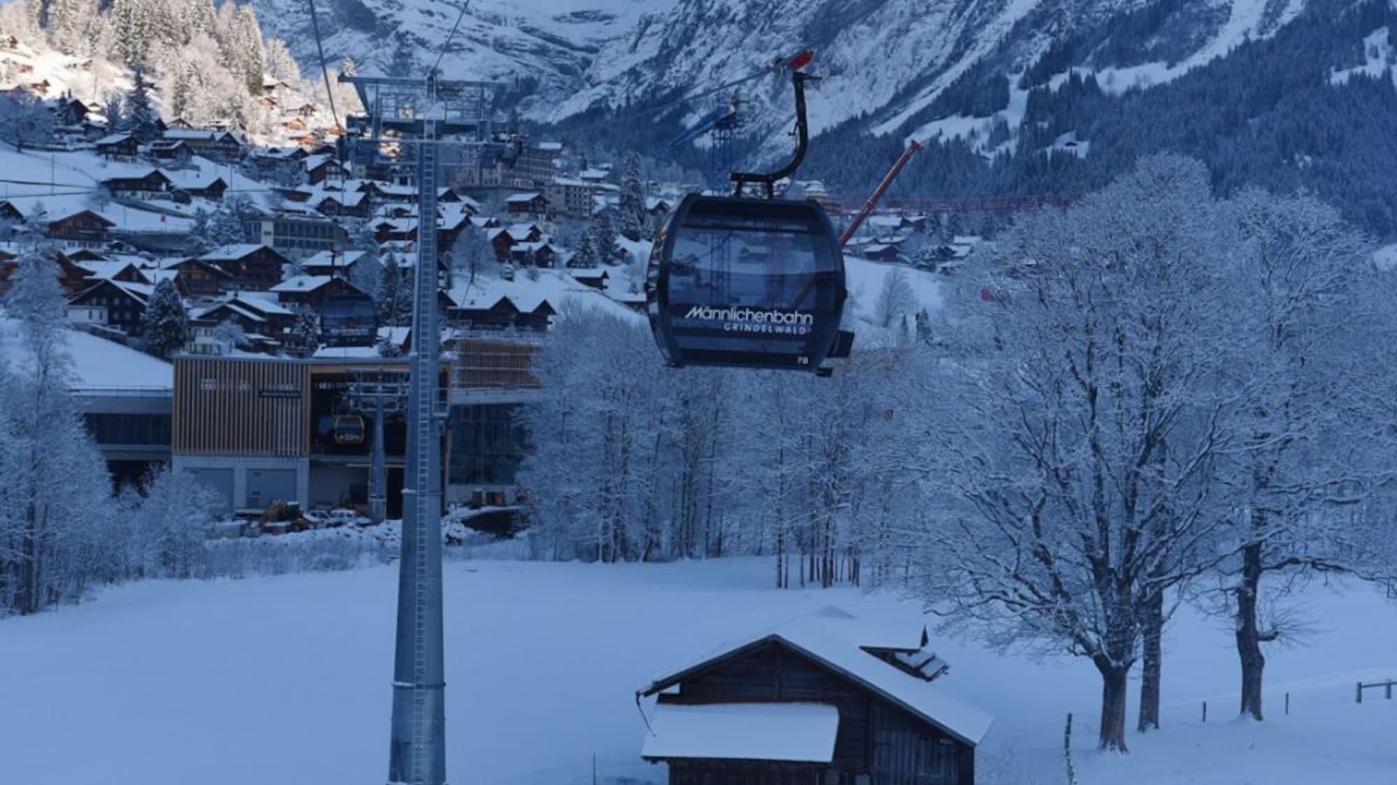 Bergbahnen: Erster Teil des V-Bahnprojekts im Jungfraugebiet eröffnet