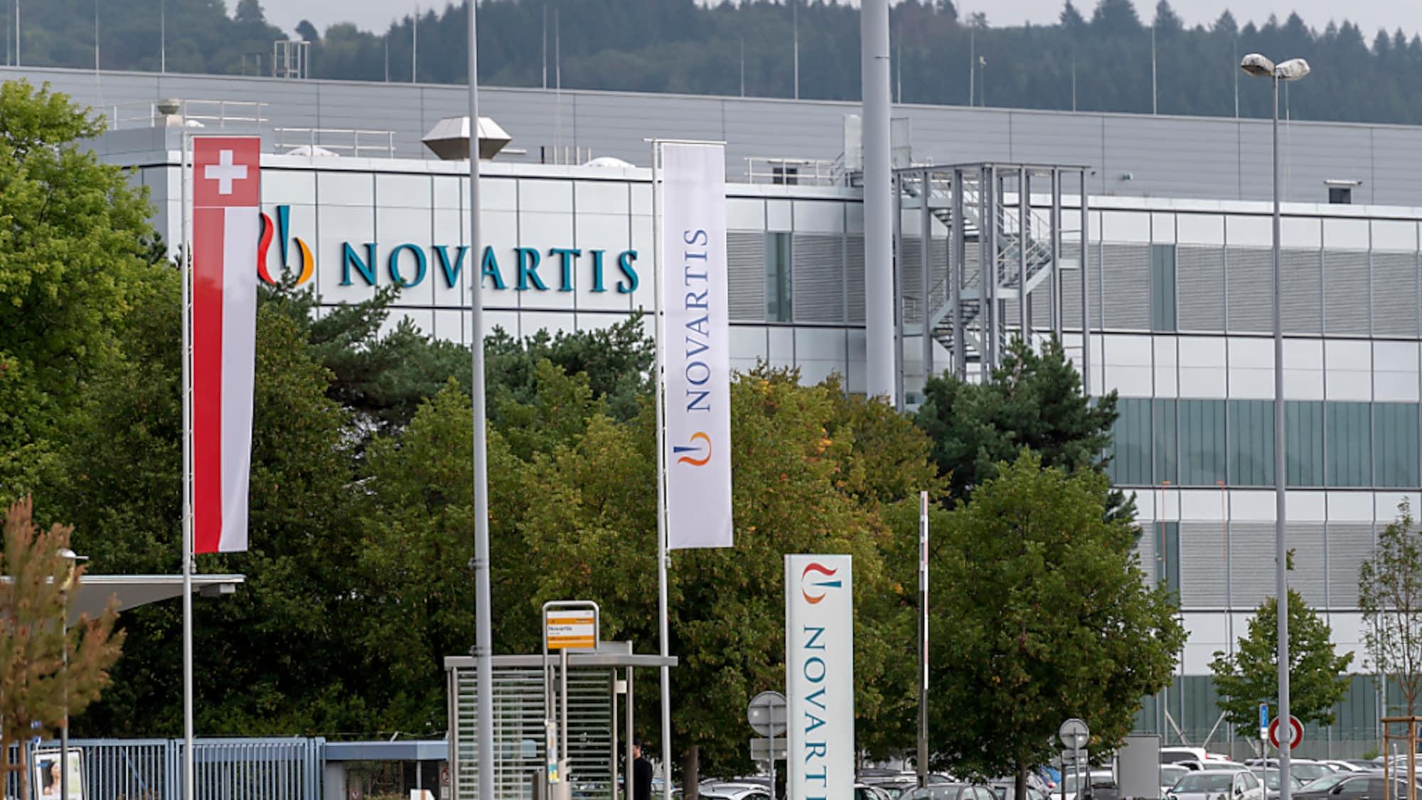 Chemie: Novartis erhöht Jahresbasislohnsumme in Basel- und Rheintalwerken