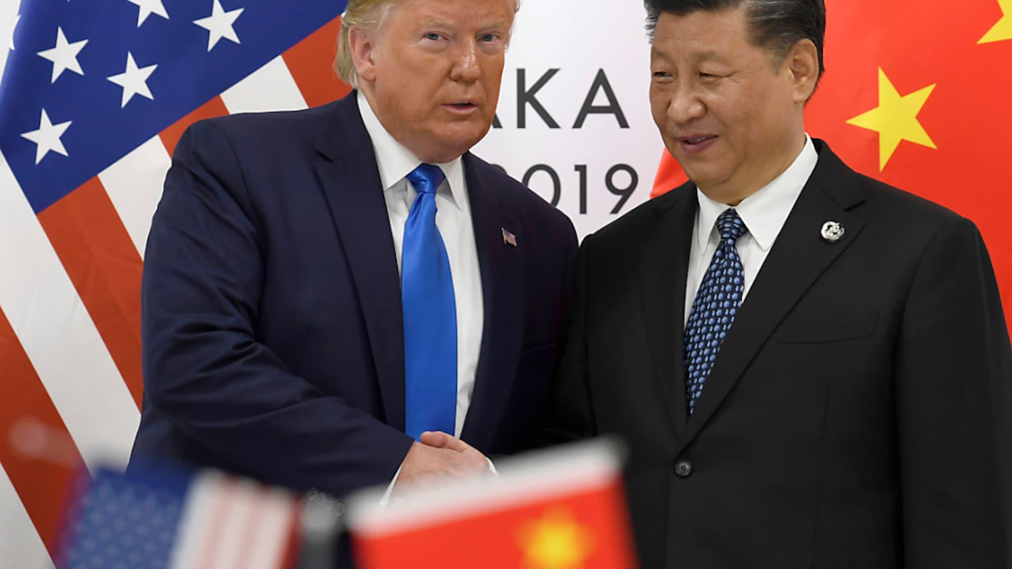 Handelsstreit: Nach den USA setzt auch China neue Strafzölle aus