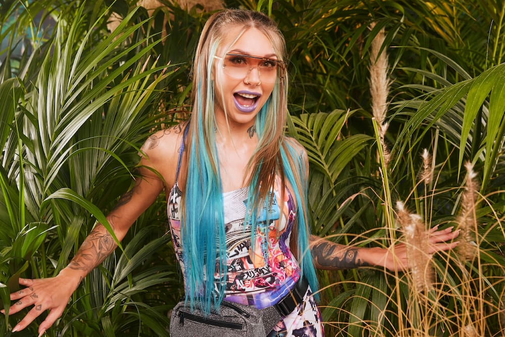 Toni Trips (22), ex- «DSDS» participant: In the casting show she doesn't make it any further than in the recall. Is she more successful in the jungle?