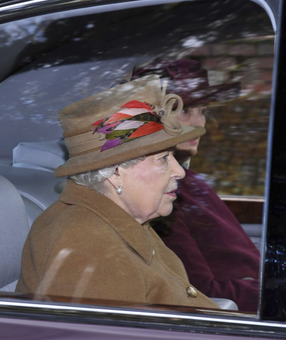 The monarch is said to be disappointed with her grandson.